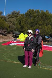 saut en parachute monaco